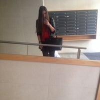 Photo taken at Parc 2B apartment Barcelona by Kseniya P. on 2/2/2014
