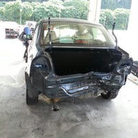 Photo taken at Proton Eon Main Branch by Rosly on 12/15/2012
