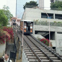 Photo taken at Angels Flight Railway by Christina H. on 8/10/2013