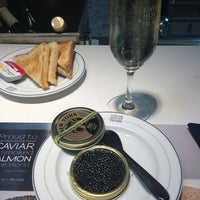 Photo taken at Caviar House & Prunier by Peter B. on 2/11/2013