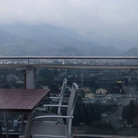 Photo taken at Four Points by Sheraton Panoramahaus Dornbirn by PTPare on 9/10/2014