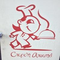 Photo taken at Crepe'n Around by Sean R. on 12/6/2012