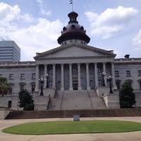 Photo taken at Gressette Building - SC Senate by Joss D. on 7/30/2014