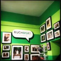 Photo taken at BUCHBOX! by Marjolein v. on 11/17/2012