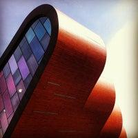 Photo taken at Centro De Arte Alcobendas by David G. on 12/12/2012