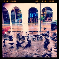 Photo taken at The Venice Piazza by Angeli T. on 10/3/2012