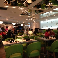 Photo taken at One Leaf by Shenqi M. on 1/29/2013