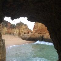Photo taken at Praia da Batata by Serbin K. on 1/2/2016