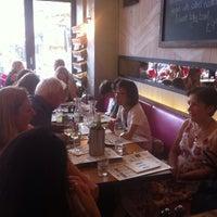 Photo taken at Jamie's Italian by Chalks C. on 7/13/2013