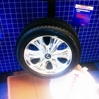 Photo taken at Firestone Complete Auto Care by Marty B. on 7/25/2013