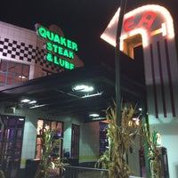 Photo taken at Quaker Steak & Lube by Paige C. on 10/4/2013