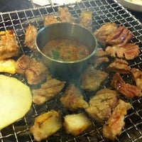 Photo taken at 흑돈가 by SH Ramaey B. on 11/12/2012