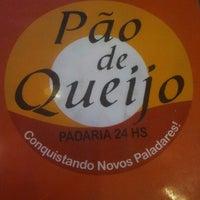 Photo taken at Padaria Pão de Queijo by André R. on 7/9/2013
