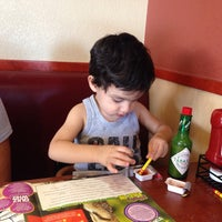 Photo taken at Denny's by Robert R. on 4/27/2014