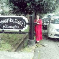 Photo taken at Anjungan Sumatera Utara by S Vera H. on 3/8/2014