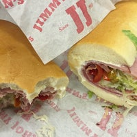 Photo taken at Jimmy John's by Tracie C. on 6/15/2016