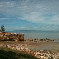 Photo taken at East Point Reserve by Francesco F. on 3/16/2014