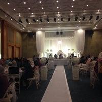 Photo taken at Dewan Seri Seroja, Presint 15 by Ezatyy K. on 4/10/2016