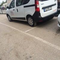 Photo taken at Karoto Renault by Nuri I. on 7/20/2016