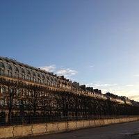 Photo taken at The Westin Paris – Vendôme by leoaze on 1/5/2013
