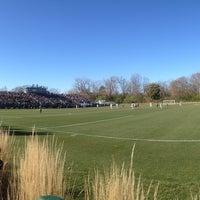 Photo taken at DeMartin Field by Aaron B. on 11/2/2014