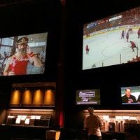 Photo taken at Sports Book Bar by Eddie W. on 5/5/2015