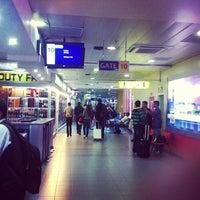 Photo taken at Jomo Kenyatta International Airport (NBO) by Genesis M. on 6/20/2013