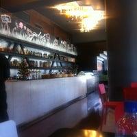 Photo taken at Gabriela Café by Les F. on 12/8/2012