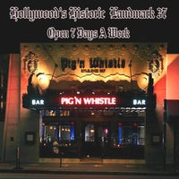 Photo taken at Pig 'N Whistle Hollywood by Pig 'N Whistle Hollywood on 9/16/2014