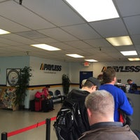 Photo taken at Payless Car Rental by marty p. on 12/17/2014