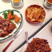 Photo taken at China Chalet by Sandra R. on 12/25/2014