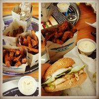 Photo taken at BurgerFuel by Byron L. on 12/8/2013
