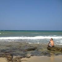 Photo taken at Spiaggia Rodos by Morena MoMo F. on 8/11/2013