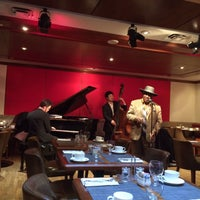 Photo taken at The Jazz Room at The Kitano by Peter V. on 2/1/2016