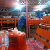 Photo taken at MJ Seafood by Rendra K. on 3/20/2013