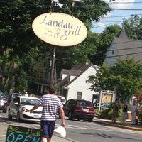 Photo taken at Landau Grill by Joseph D. on 7/20/2014