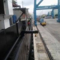 Photo taken at Pelabuhan Panjang by Efa I. on 7/13/2013