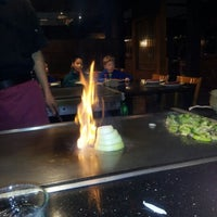 Photo taken at Hibachi of Valley Forge by Jocey on 12/9/2012