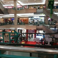 Photo taken at Mega Mall by Cynthia C. on 7/16/2013