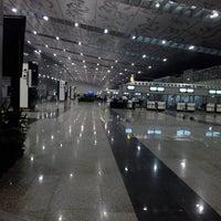 Photo taken at Netaji Subhash Chandra Bose International Airport (CCU) by Sharat K. on 7/13/2013