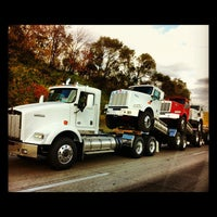 Photo taken at I-71 by Mike F. on 10/15/2012