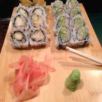 Photo taken at Ocean Blue Sushi by Brittany S. on 11/15/2013