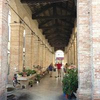 Photo taken at Vecchia Pescheria by Urs S. on 7/19/2013