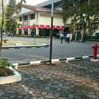 Photo taken at Universitas Sebelas Maret by arya k. on 8/17/2016