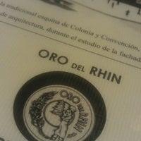 Oro Del Rhin