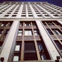 Photo taken at David Whitney Building by Matt M. on 9/23/2015