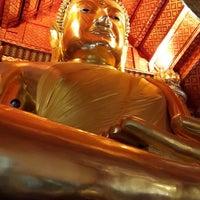 Photo taken at Wat Phananchoeng by JaNiM78 . on 5/20/2013