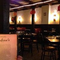 Photo taken at Barbiere's Italian Inn by D-Nice on 9/24/2013