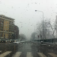 Photo taken at Viale Monza by AndreA D. on 2/11/2013