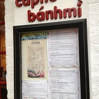 Photo taken at Caphe Banh Mi by Neal E. on 11/3/2012
